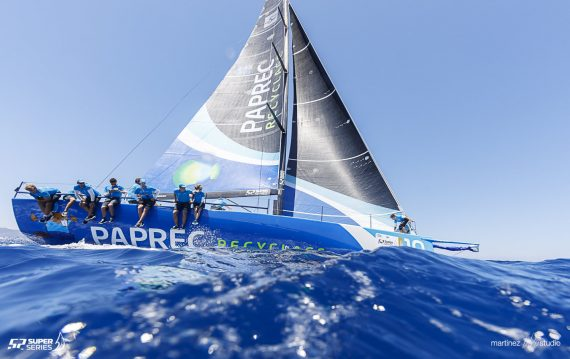 PORTO CERVO 52 SUPER SERIES – Audi Sailing Week