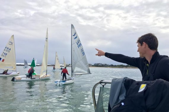 Consulting voile – Finn Master Academy