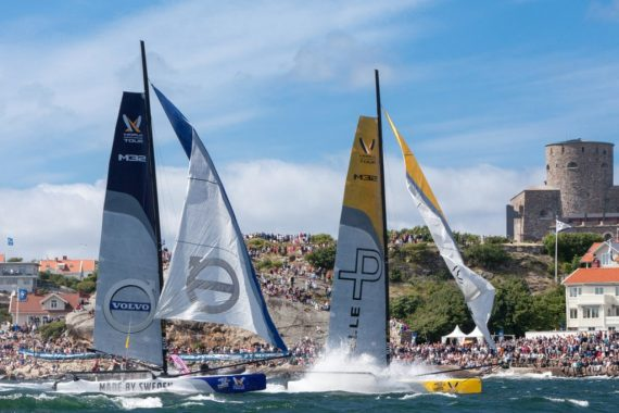 M32 World Match Racing Tour – Match Cup Sweden